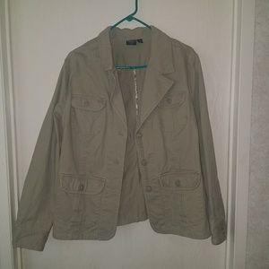 Light Olive green jacket